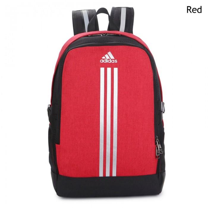Adidas 3 stripes Man Woman Laptop Travel School Outdoor Hiking Backpack Bag  (602) baa7b366e992c