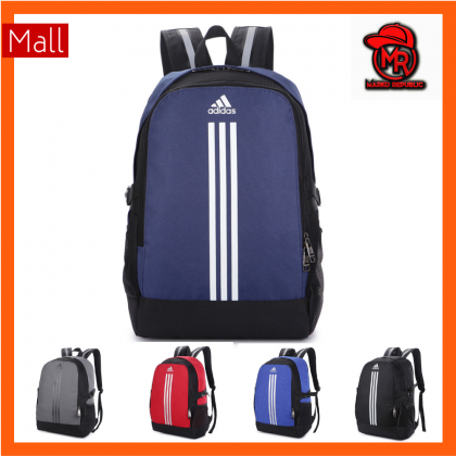 Adidas 3 stripes Man Woman Laptop Travel School Outdoor Hiking Backpack Bag (602)