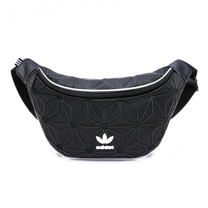 2018 Latest Adidas X Issey Miyake 3D Unisex Men Women Sling Chest Waist Bag 7d0961fb19be1