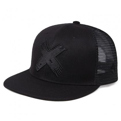 Banned Wu ke Men Womenn Snapback Cap  with adjustable strap