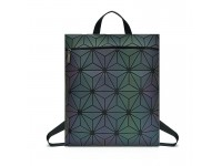 2019 Latest Adidas_bag 3 leaf X Issey Miyake Nike 3D Dazzel Unisex Shoulder Backpack Bag