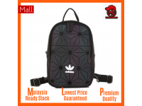 2019 Latest Adidas X Issey Miyake 3D Dazzle Unisex Men Women Small Casual Shopping Cosmetic School Student Backpack Bag