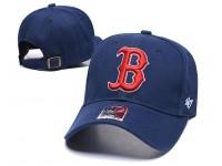 47 Brand MLB Major League Baseball Boston Red Sox Men Women '47 Baseball Cap with adjustable strap