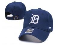 47 Brand MLB Major League Baseball Detroit Tigers Men Women '47 Baseball Cap with adjustable strap