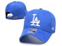 47 Brand MLB Major League Baseball Los Angeles LA Dodgers Men Women '47 Baseball Cap with adjustable strap