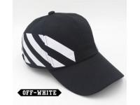 Off White Baseball Cap Running Man Lu Han with adjustable strap