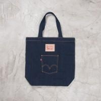 Denim Unisex Men Women Travel Shopping Shoulder Sling Canvas Handbag Tote Bag