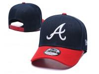 New Era MLB Atlanta Braves Men Women 59FIFTY Baseball Cap w adjustable strap