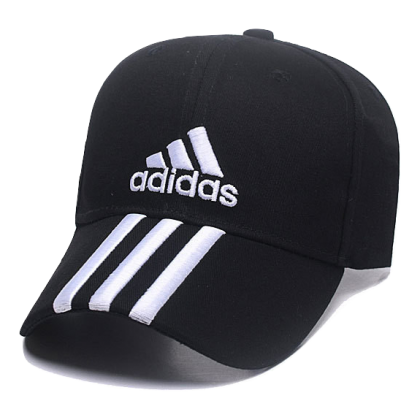 Adidas Casual Sports Unisex Men Women Baseball Cap with adjustable fit ready stock